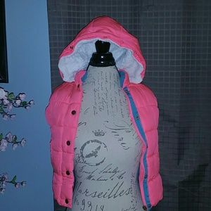 double deer Jackets & Coats - Children's vest